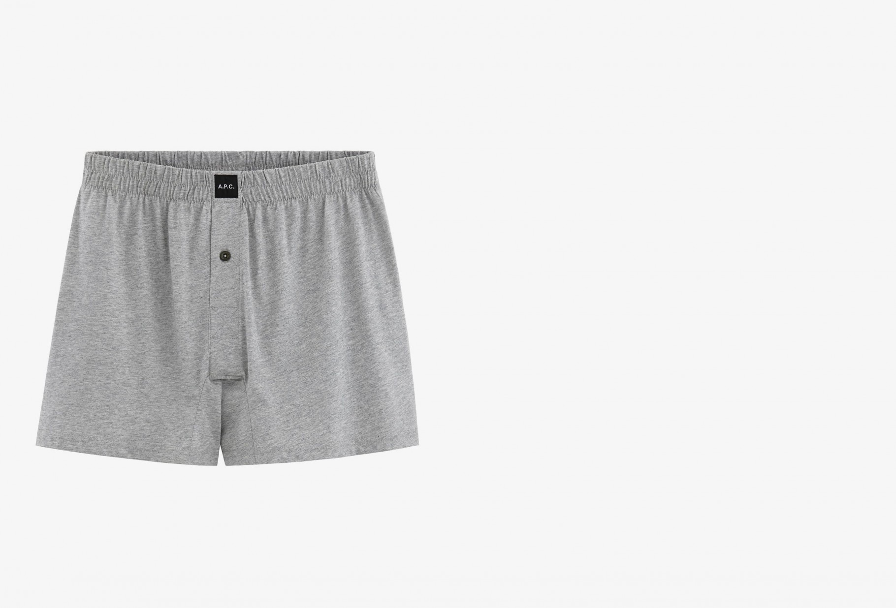 A.P.C. / Calecon cabourg Gris