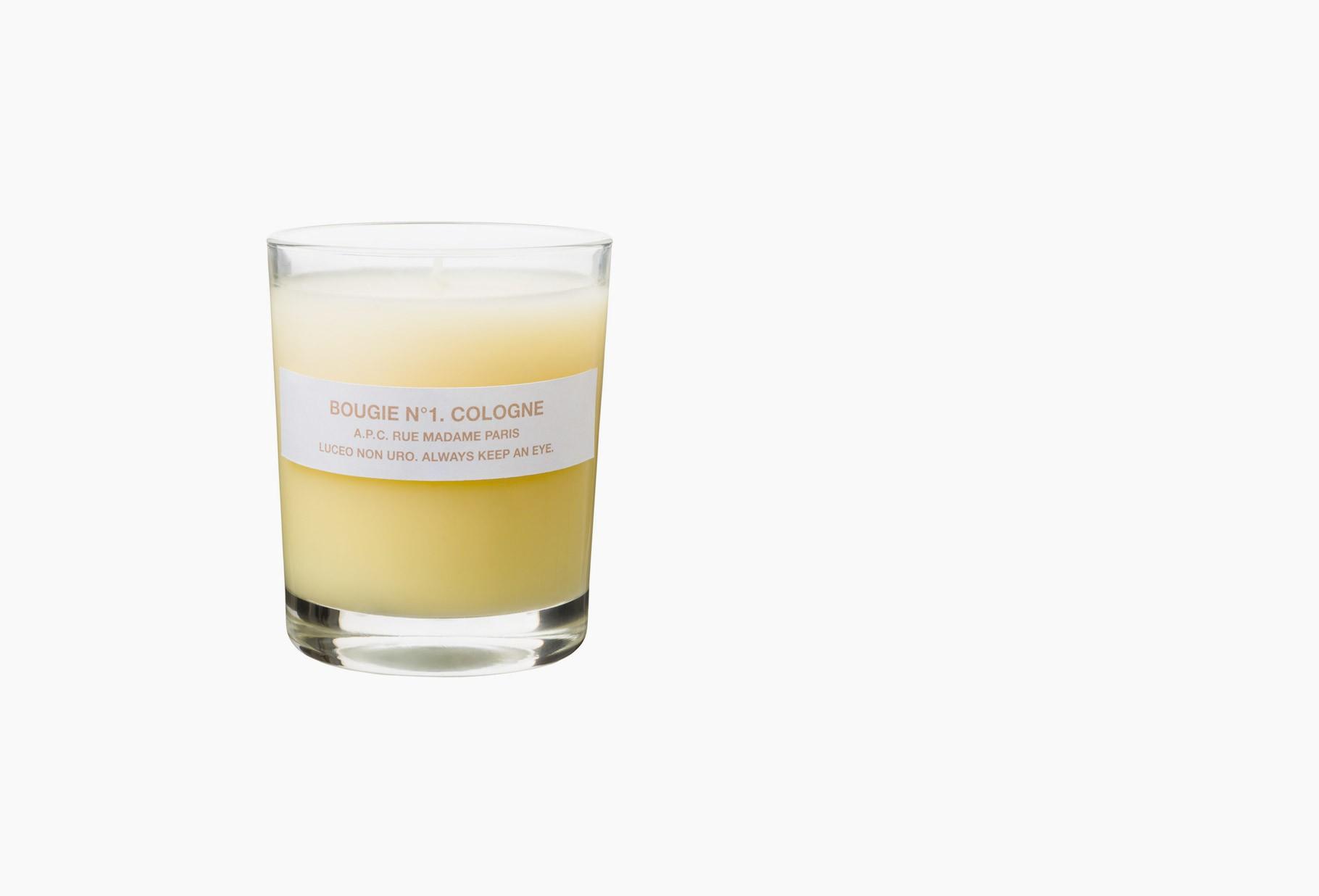 A.P.C. / Bougie parfumée Cologne