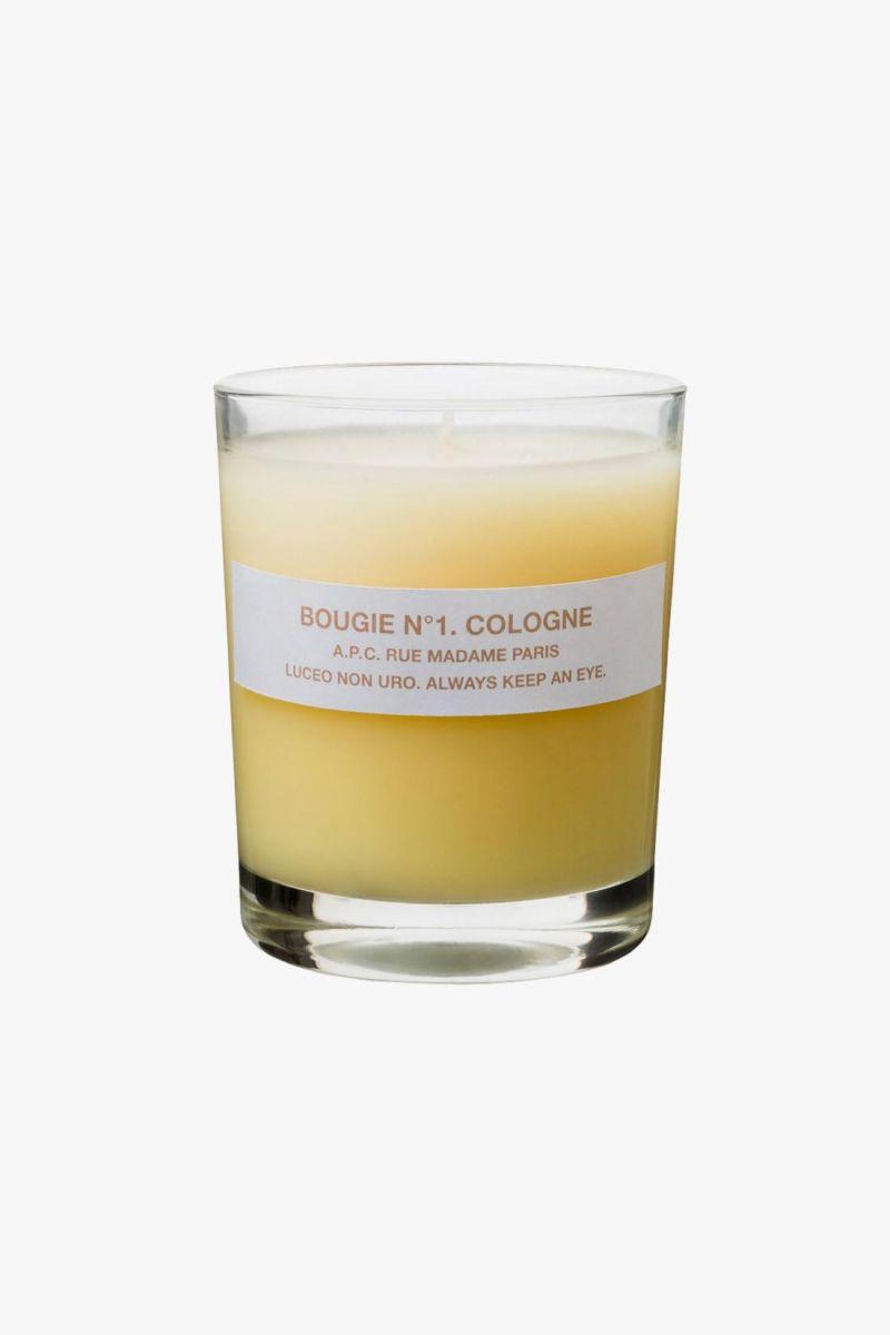 Bougie parfumée Cologne