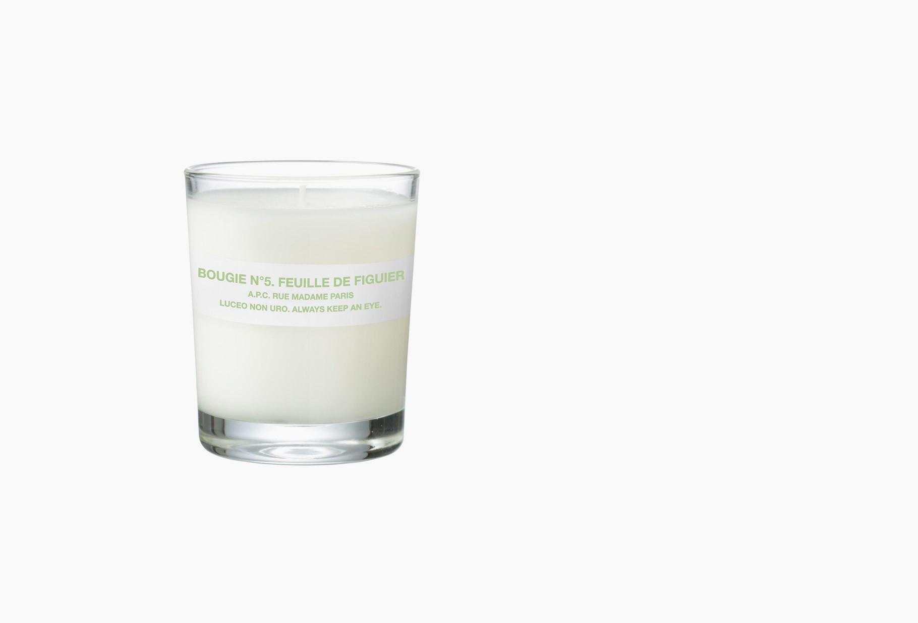 A.P.C. / Bougie parfumée Fleur