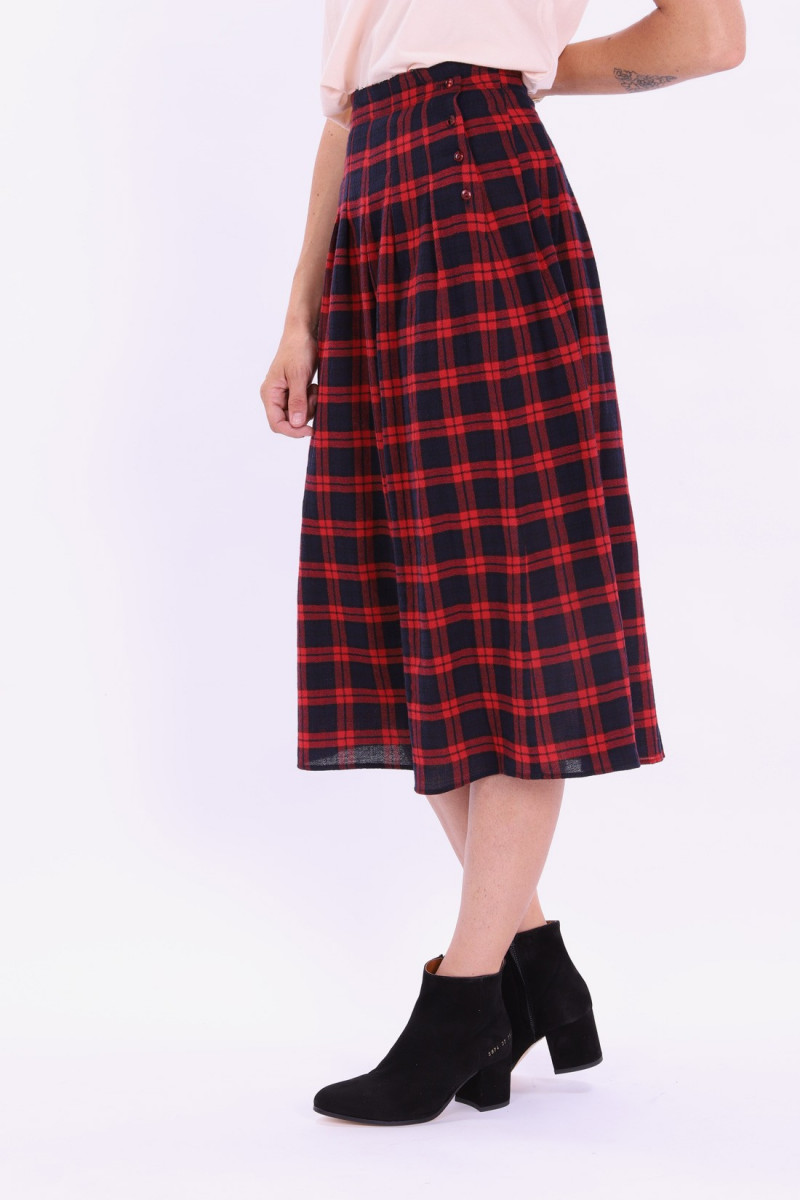 Lexo skirt Check a