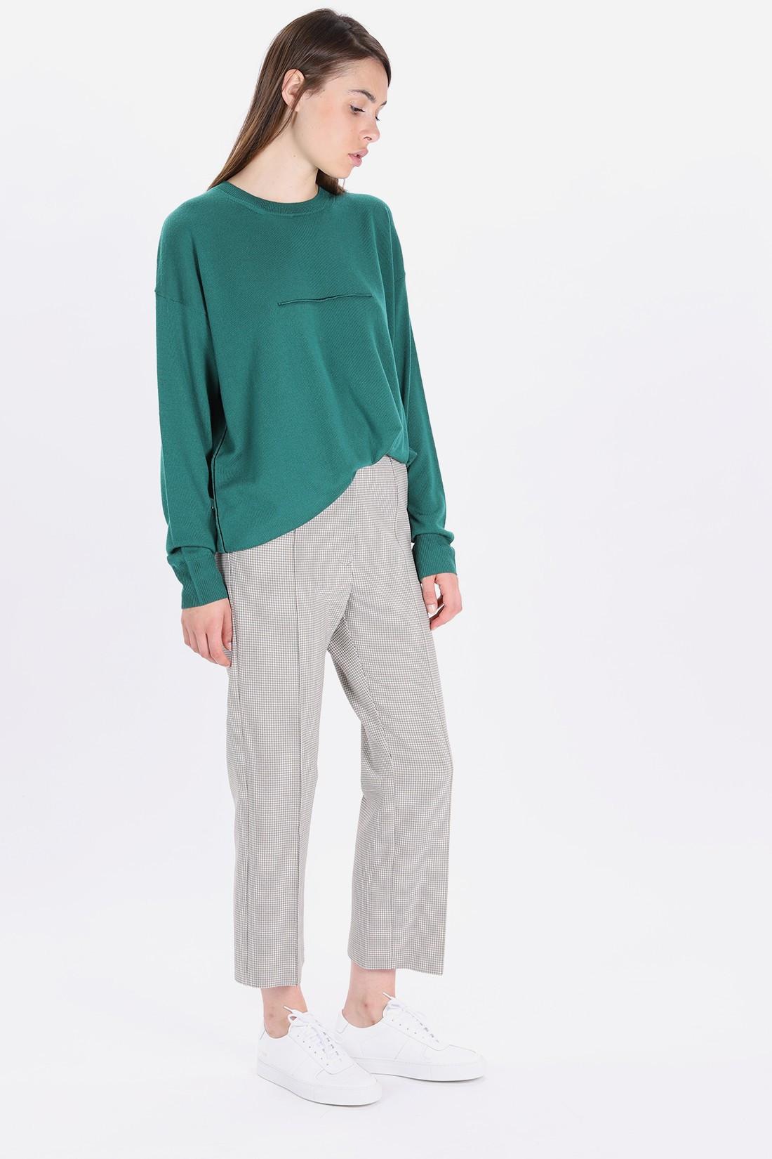 MM6 MAISON MARGIELA / S52ka0167 formal trouser Micro check