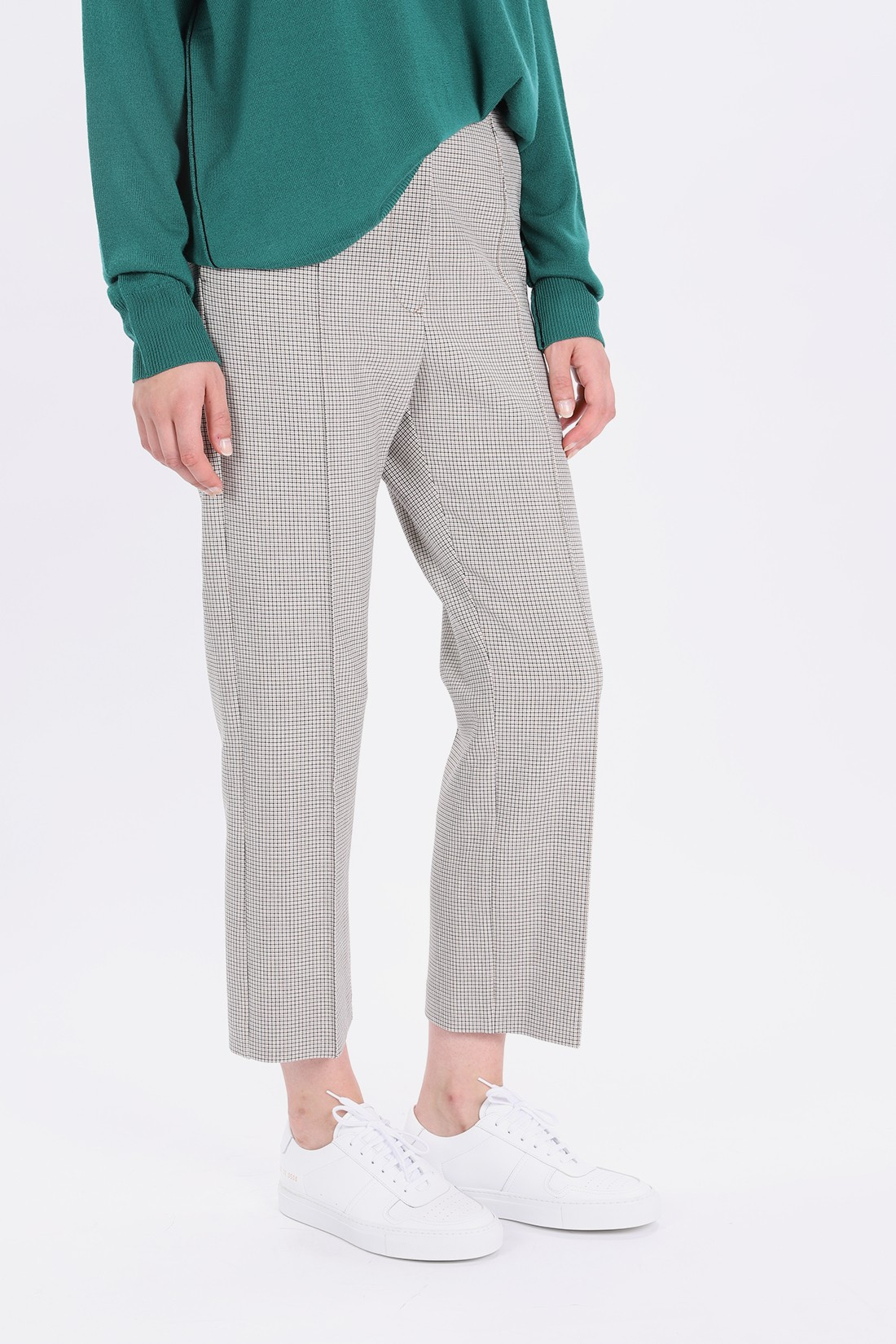 MM6 MAISON MARGIELA / S52ka0167 formal trouser Micro check