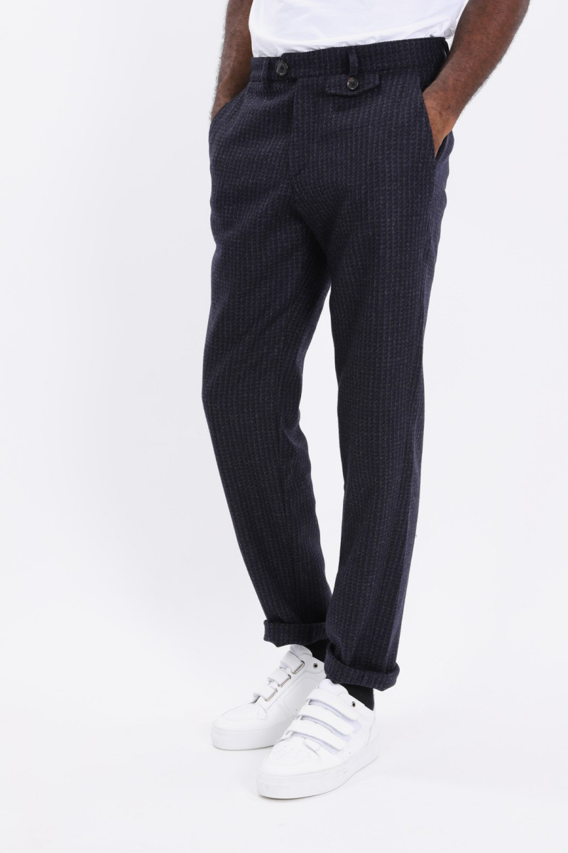 Fishtail pant talborn Midnight
