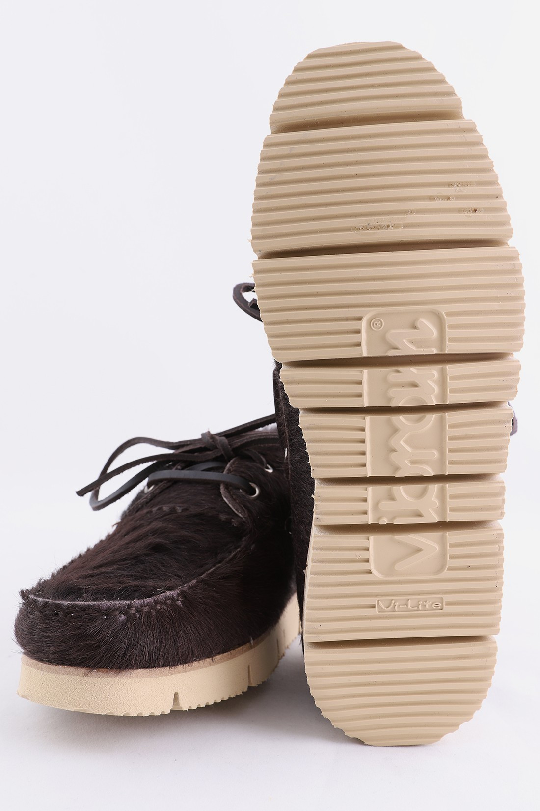 YMC FOR WOMAN / Boat shoes Brown