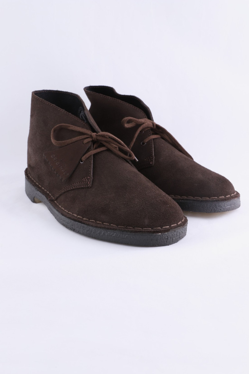 Desert boot uk Brown suede