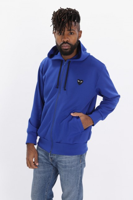 Play hooded sweatshirt with Navy