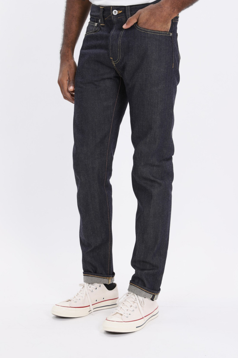 Ed-80 63 rainbow selvage Unwashed