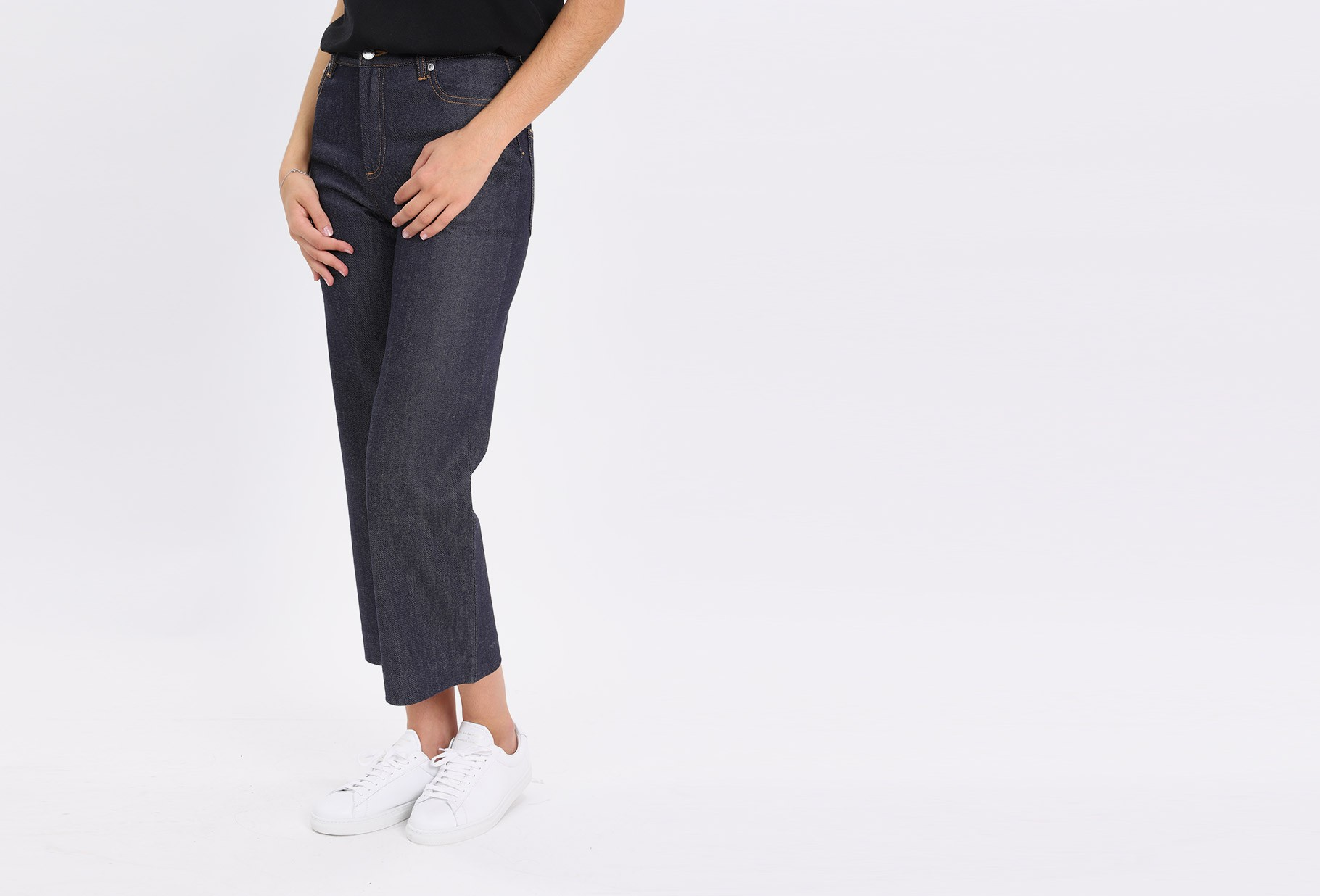 A.P.C. FOR WOMAN / Jean sailor Indigo