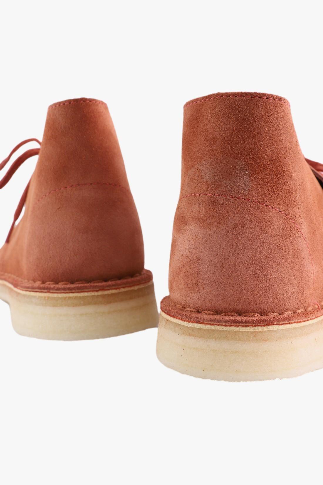 CLARKS ORIGINALS / Desert boot uk Brick suede