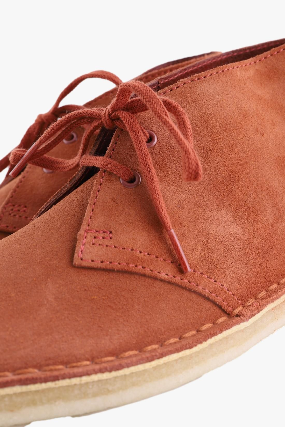 CLARKS ORIGINALS FOR WOMAN / Desert boot uk Brick suede