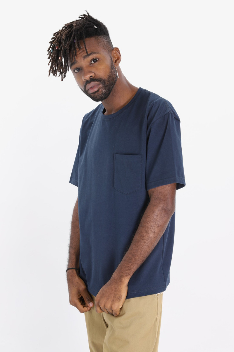 Crew pocket tee Navy