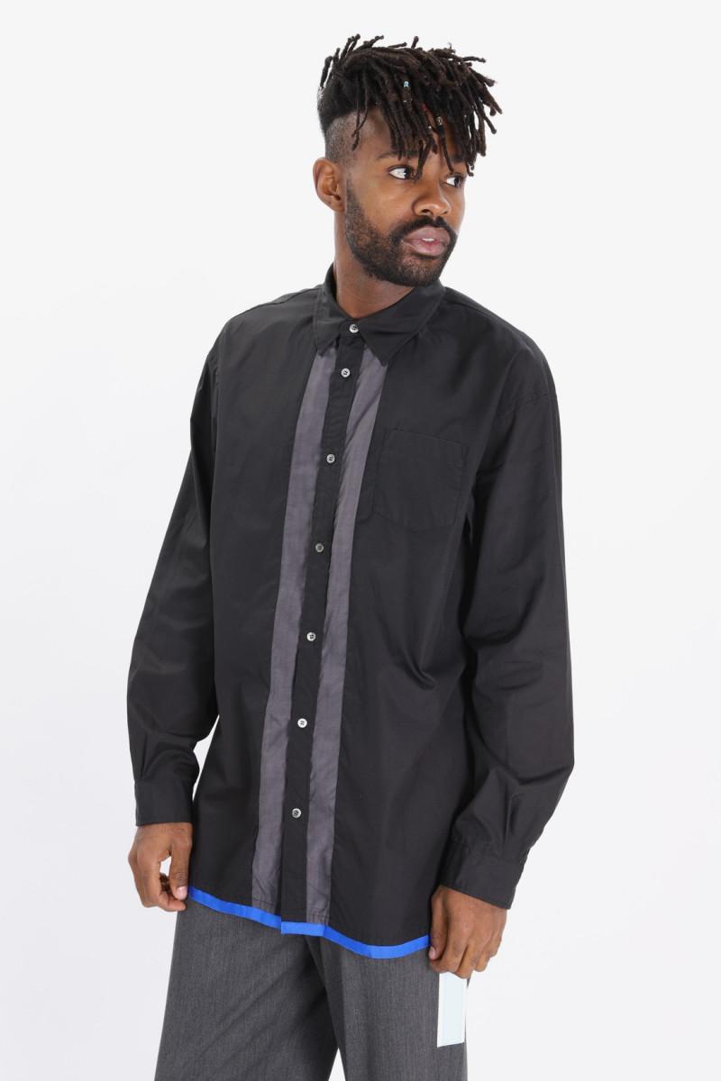 Shirt blouse Black