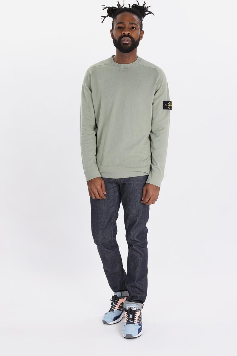 535b9 knitwear v0055 Salvia