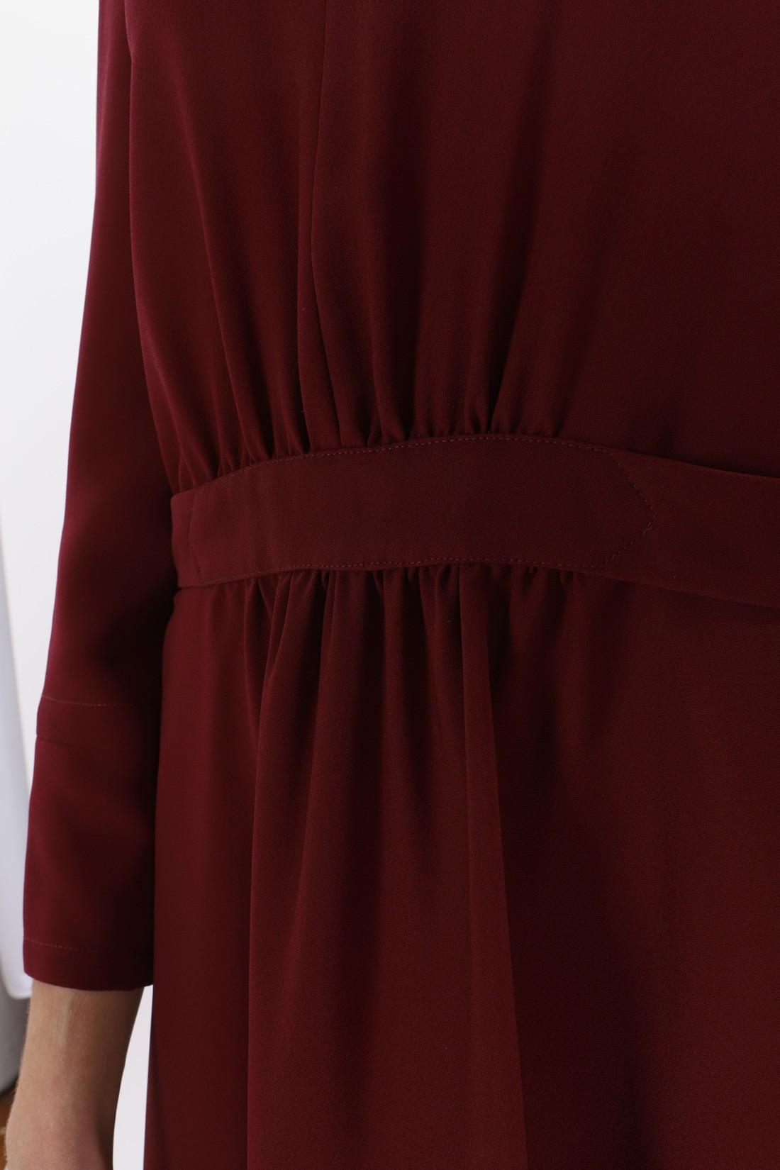 A.P.C. FOR WOMAN / Robe bing Bordeaux