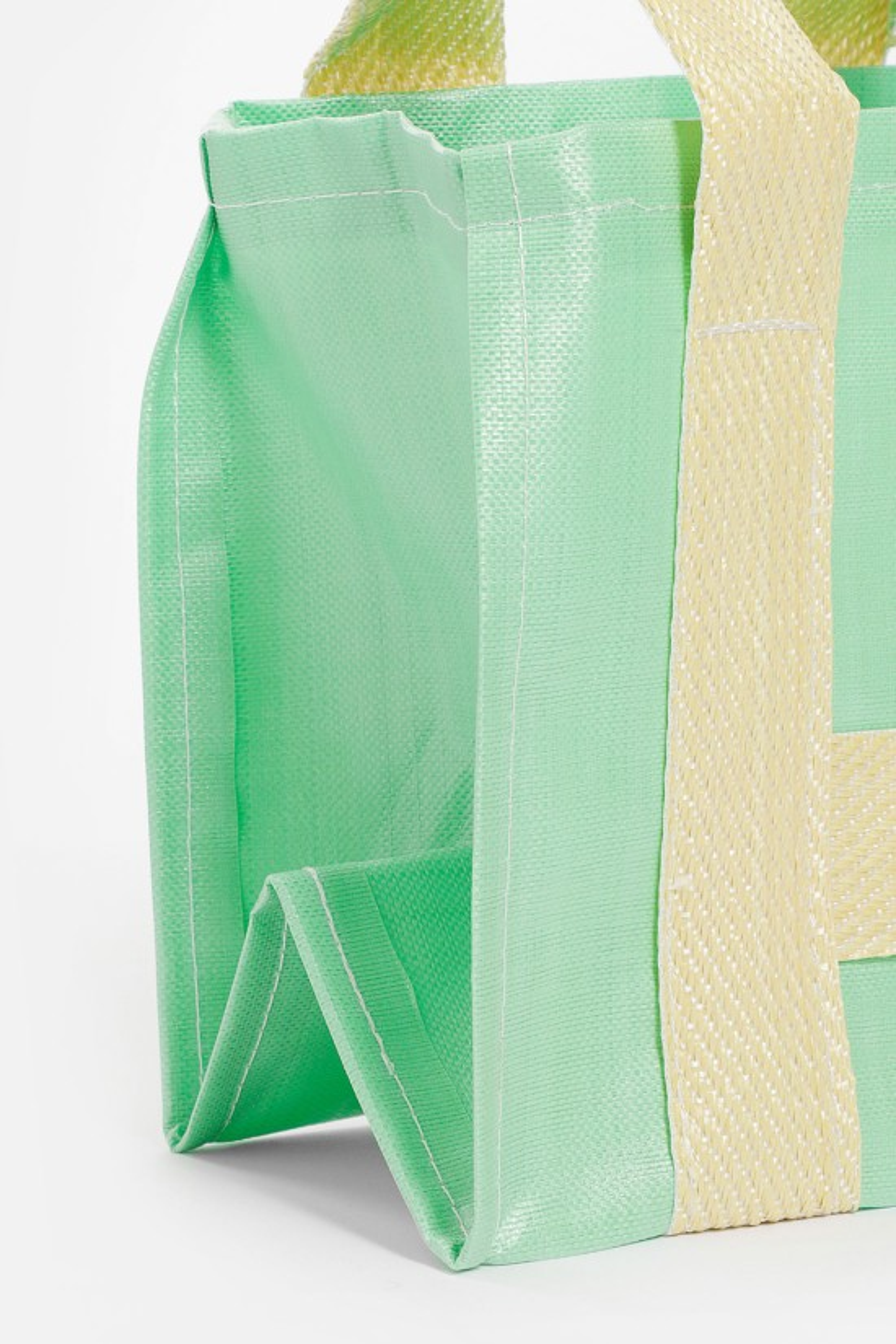 COMME DES GARÇONS SHIRT / Cabas comme des garcons shirt Green