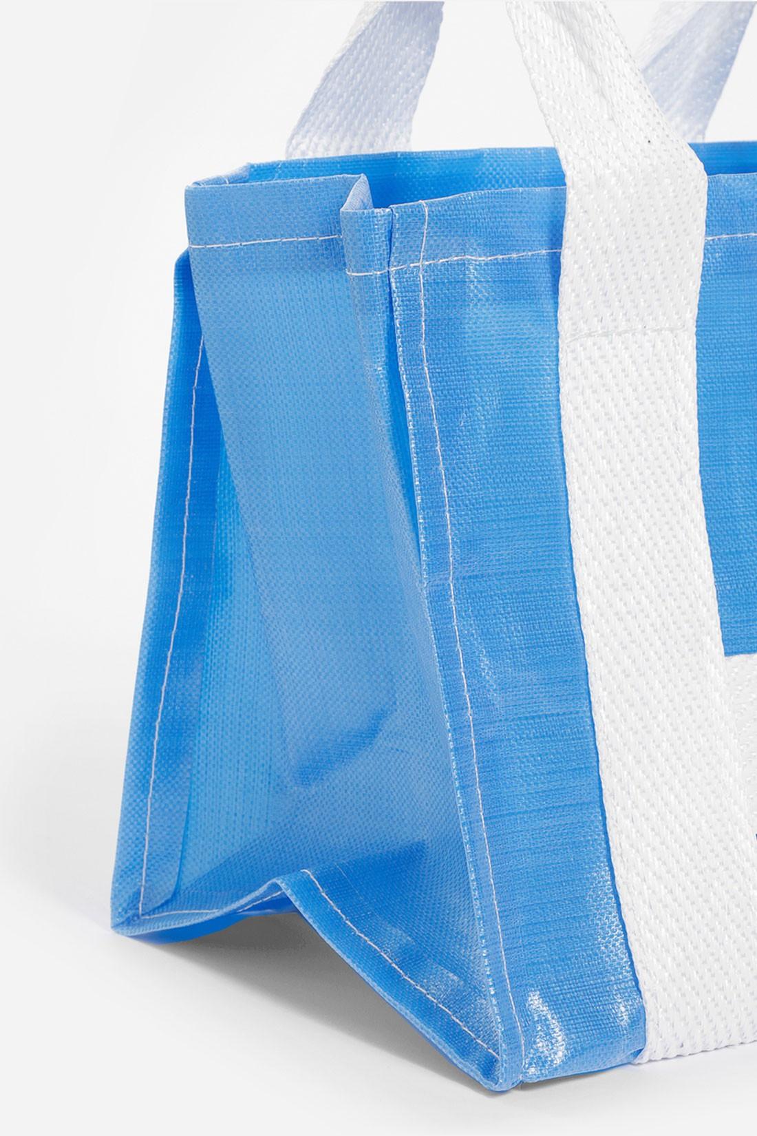COMME DES GARÇONS SHIRT / Cabas comme des garcons shirt Blue