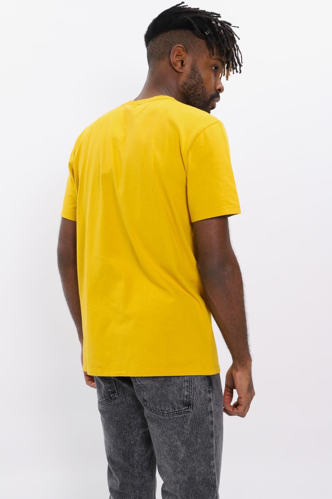 AMI / Tee-shirt ami coeur Jaune