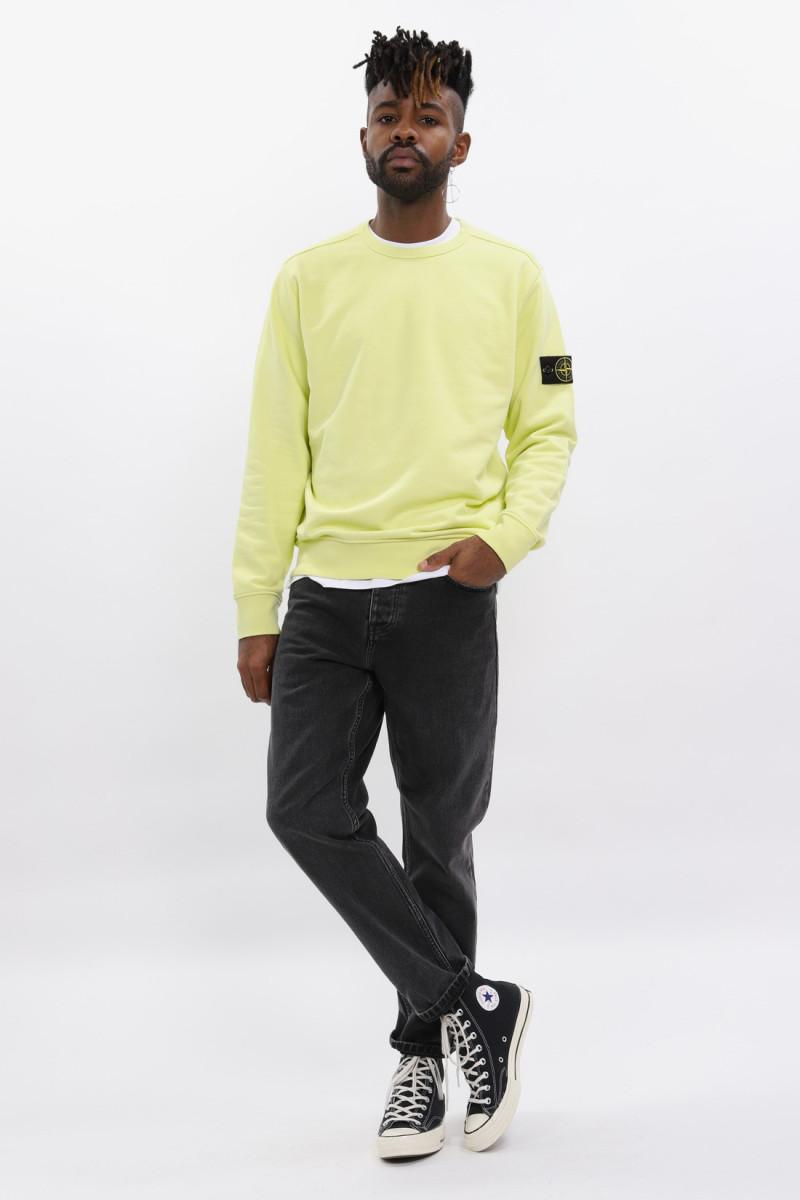62751 sweat shirt v0031 Limone