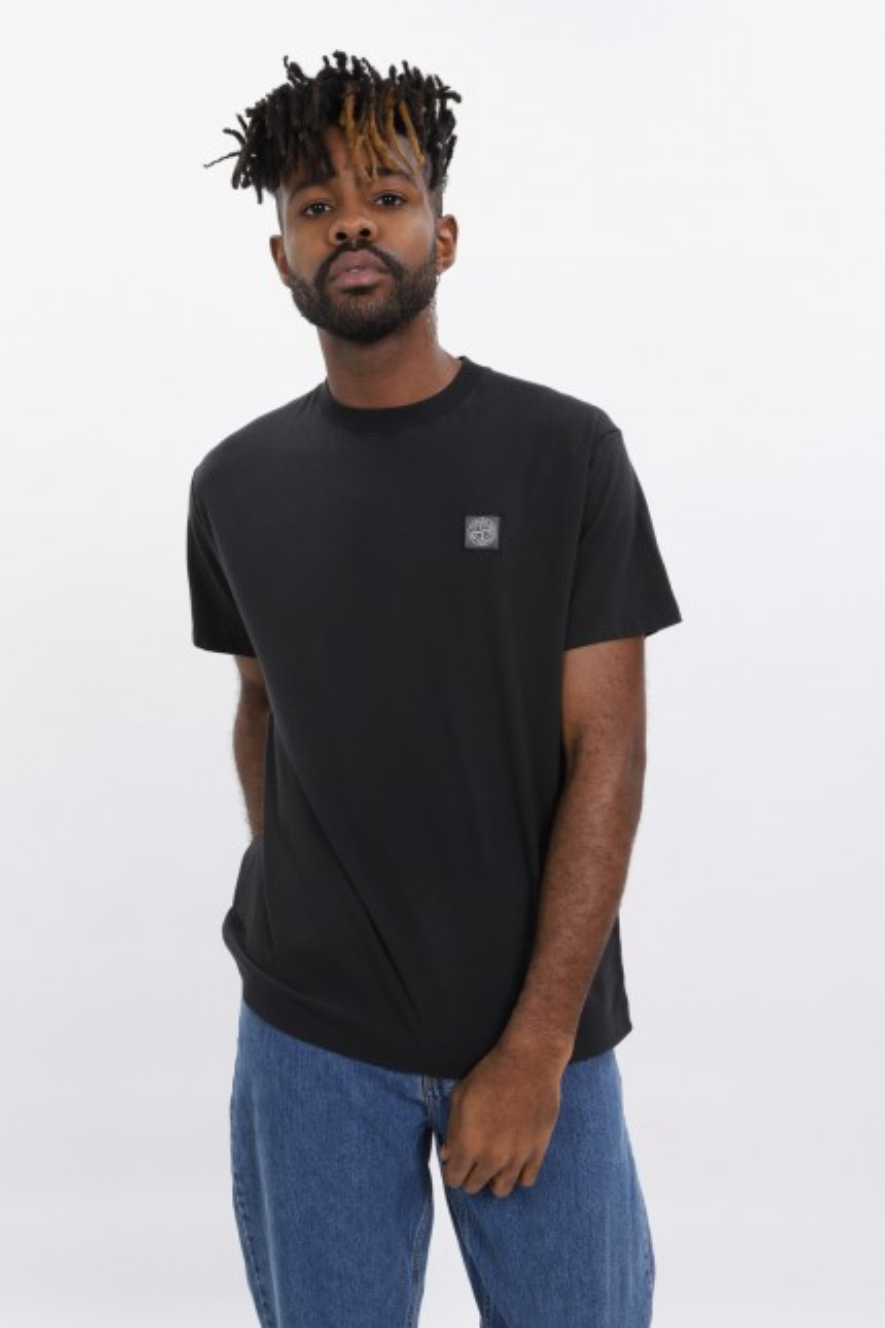 21657 t shirt v0029 Nero