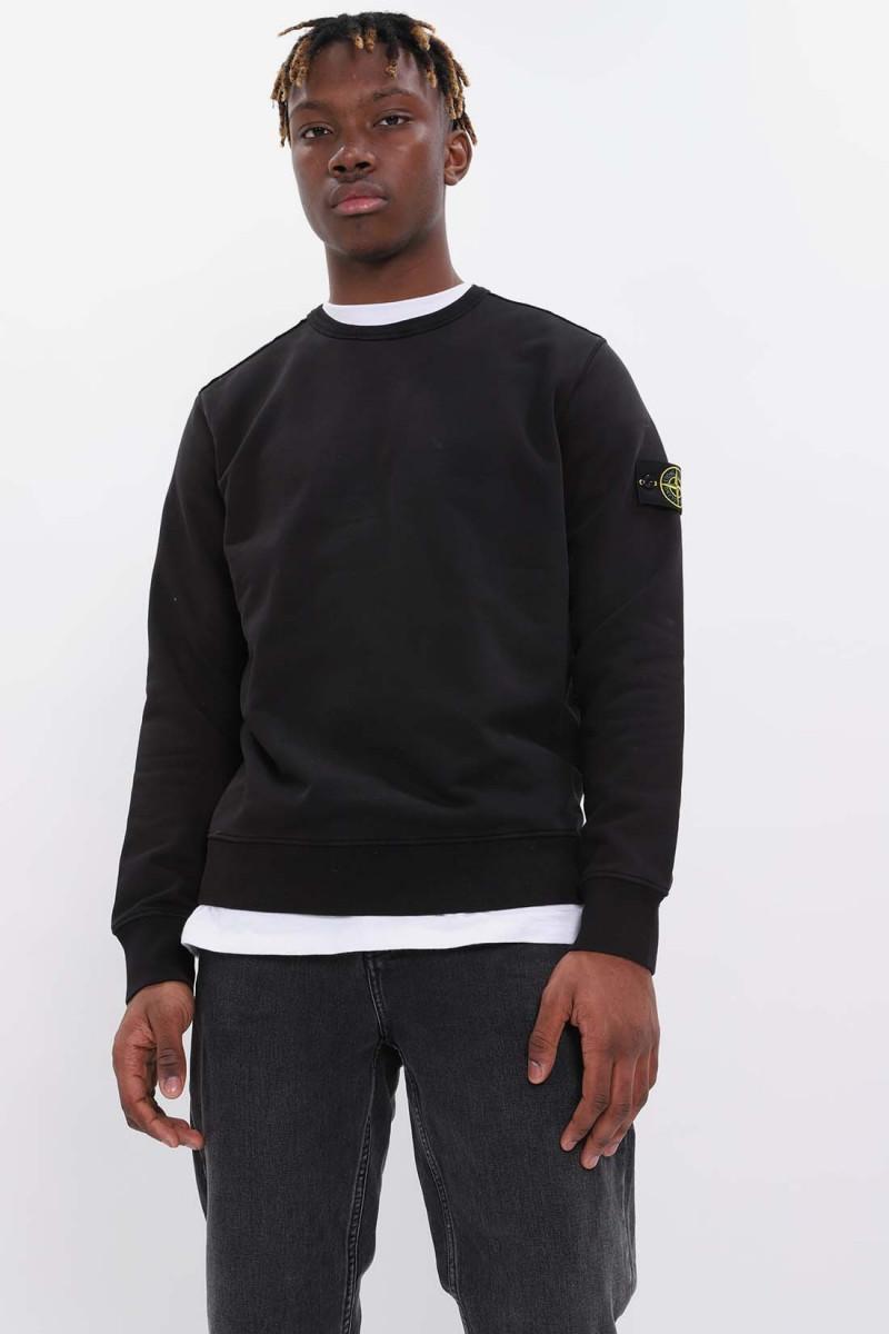 62751 sweat shirt v0029 Nero