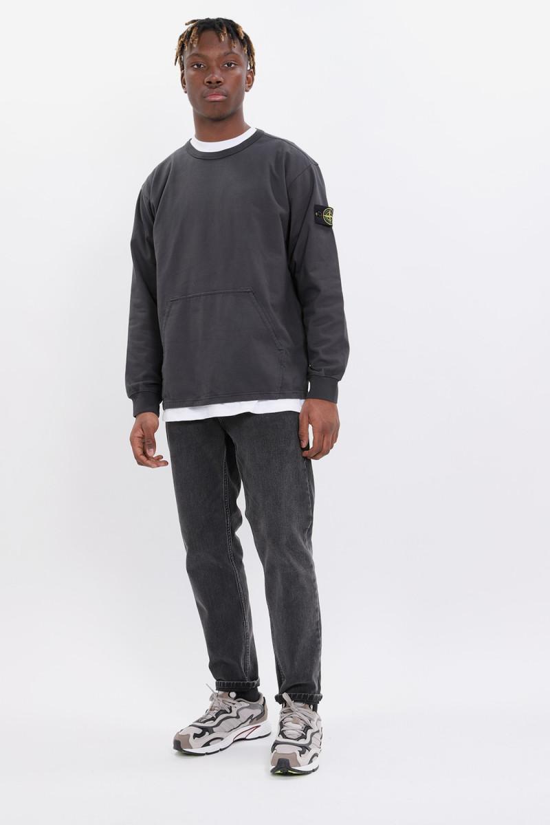 62050 sweat shirt v0065 Anthracite