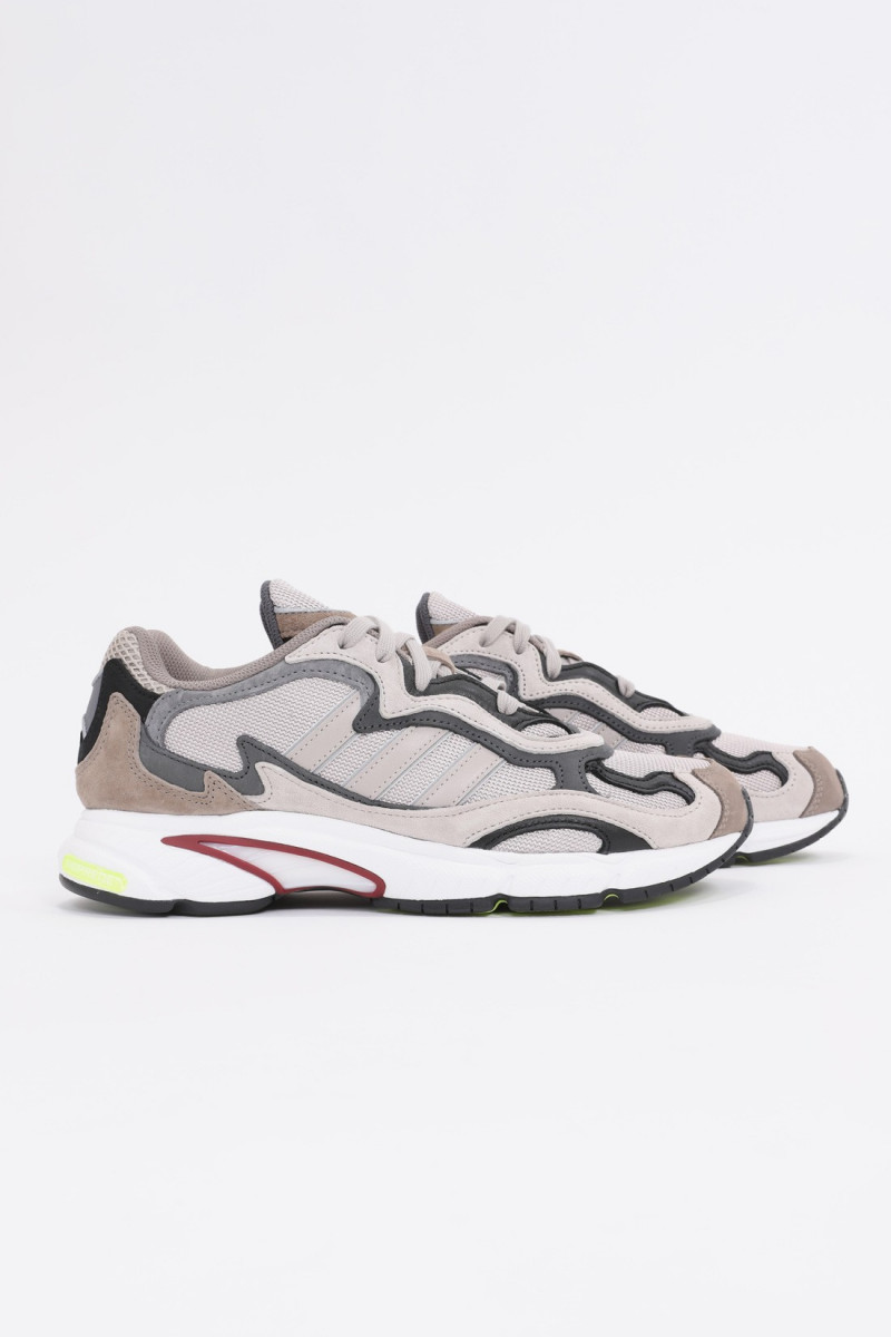 Temper run Marron/gris/black