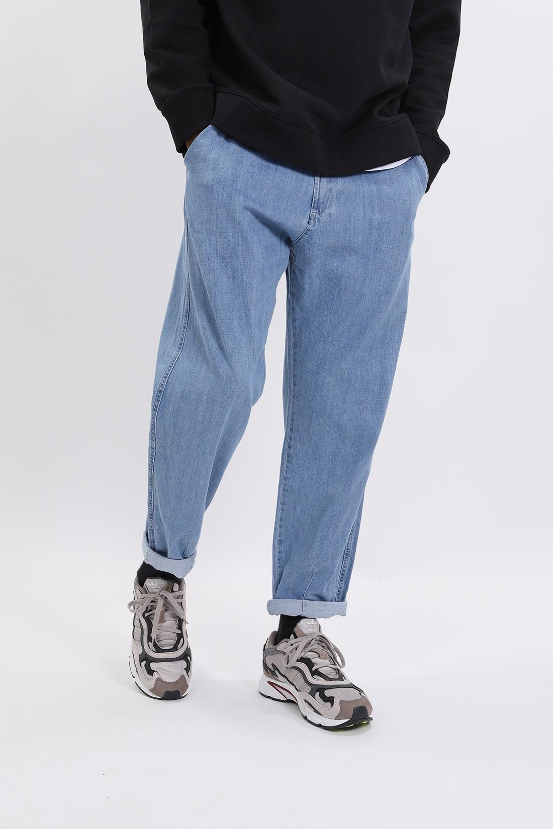 UNIVERSAL WORKS / Track trouser Indigo