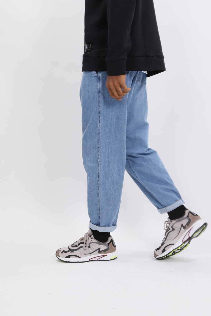 Track trouser Indigo