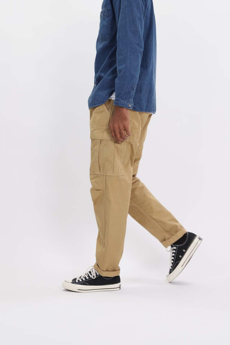 Army 6 pocket cargo pant Khaki
