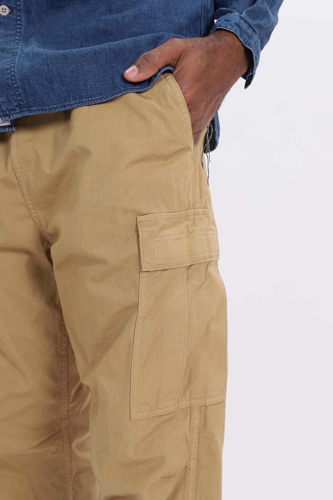 ORSLOW / Army 6 pocket cargo pant Khaki