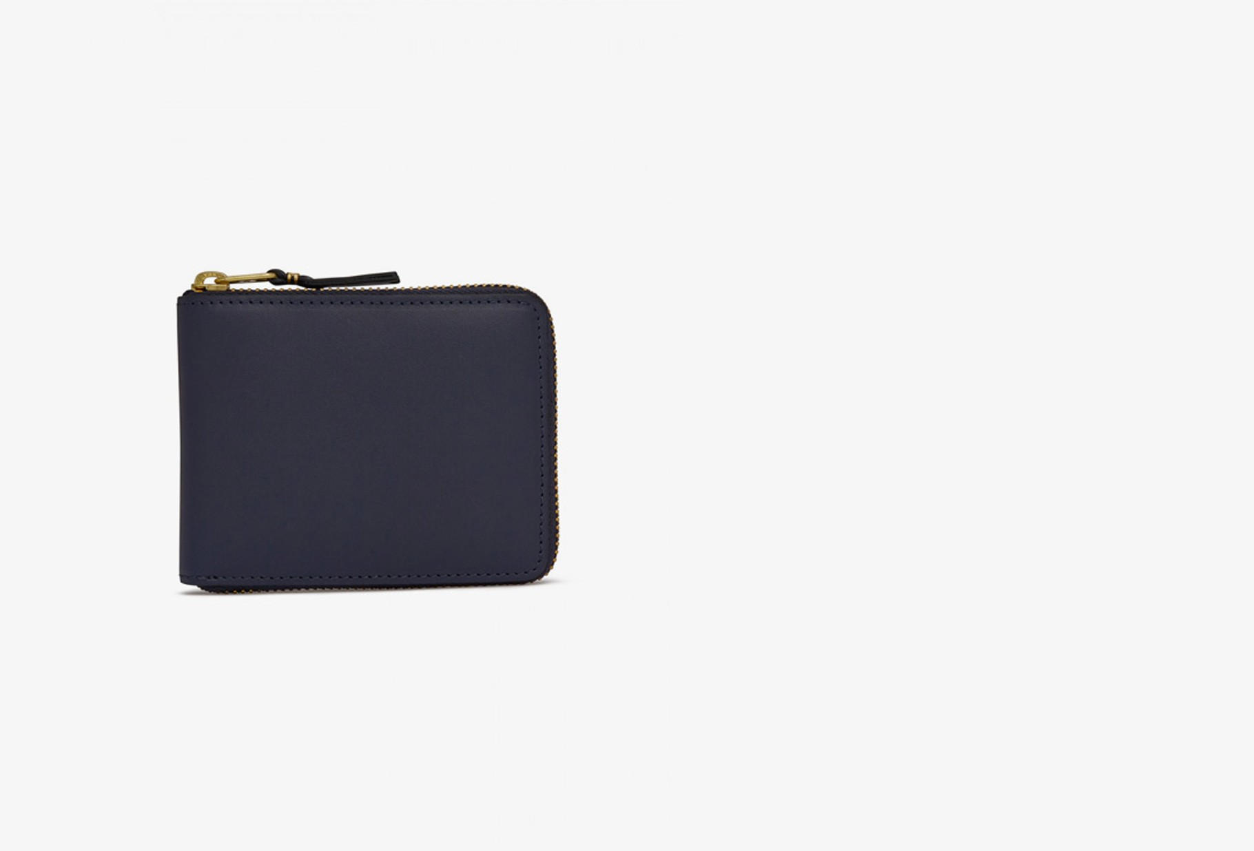 CDG WALLETS / Cdg classic leather sa7100 Navy