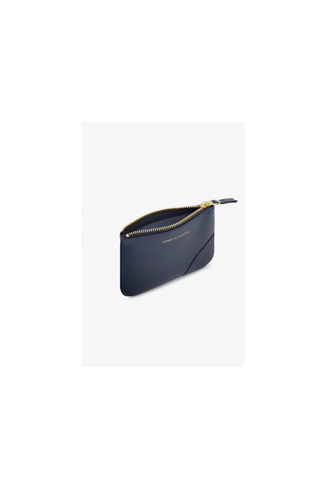 CDG WALLETS / Cdg classic leather sa8100 Navy