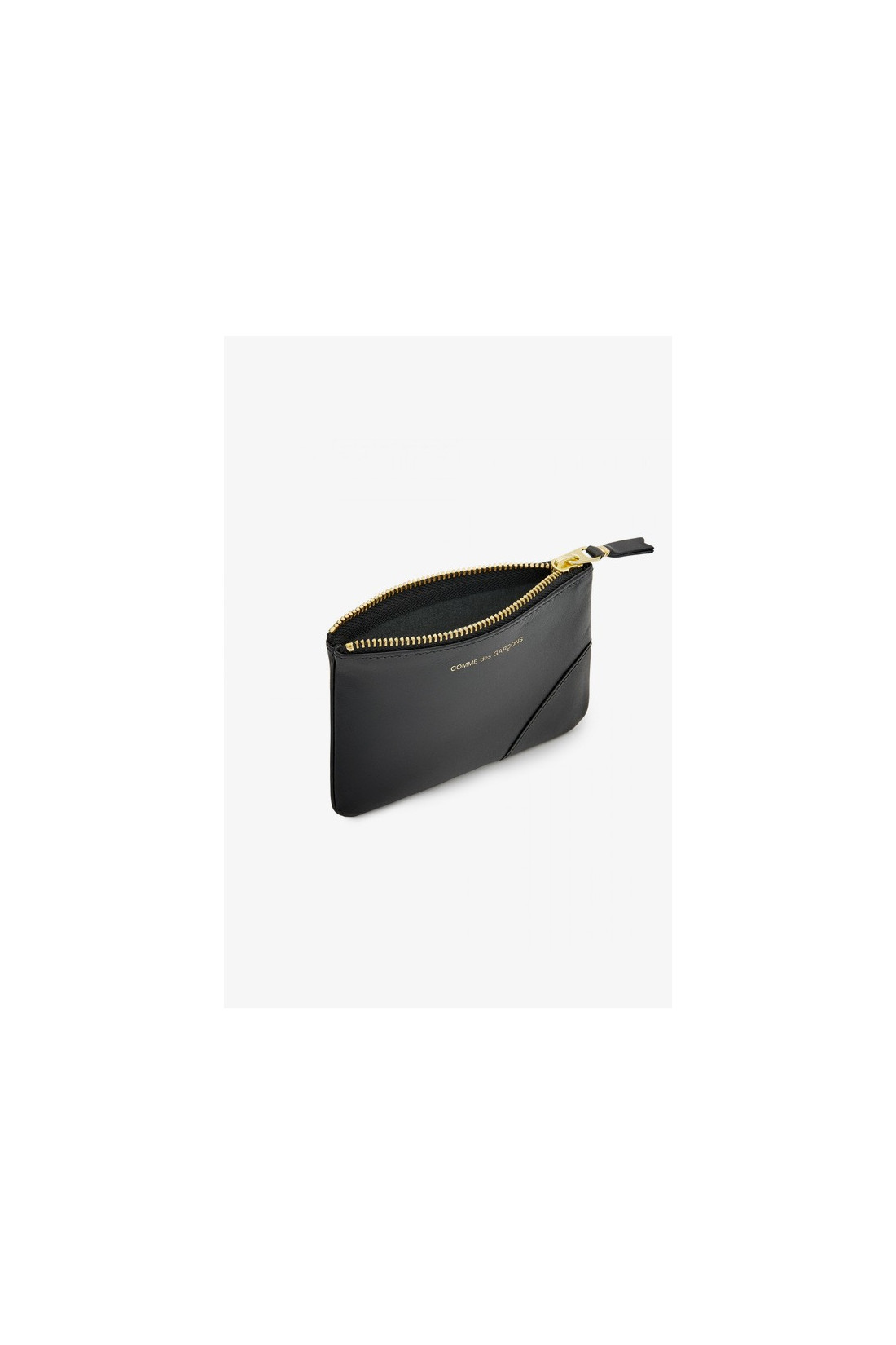 CDG WALLETS FOR WOMAN / Cdg classic leather sa8100 Black
