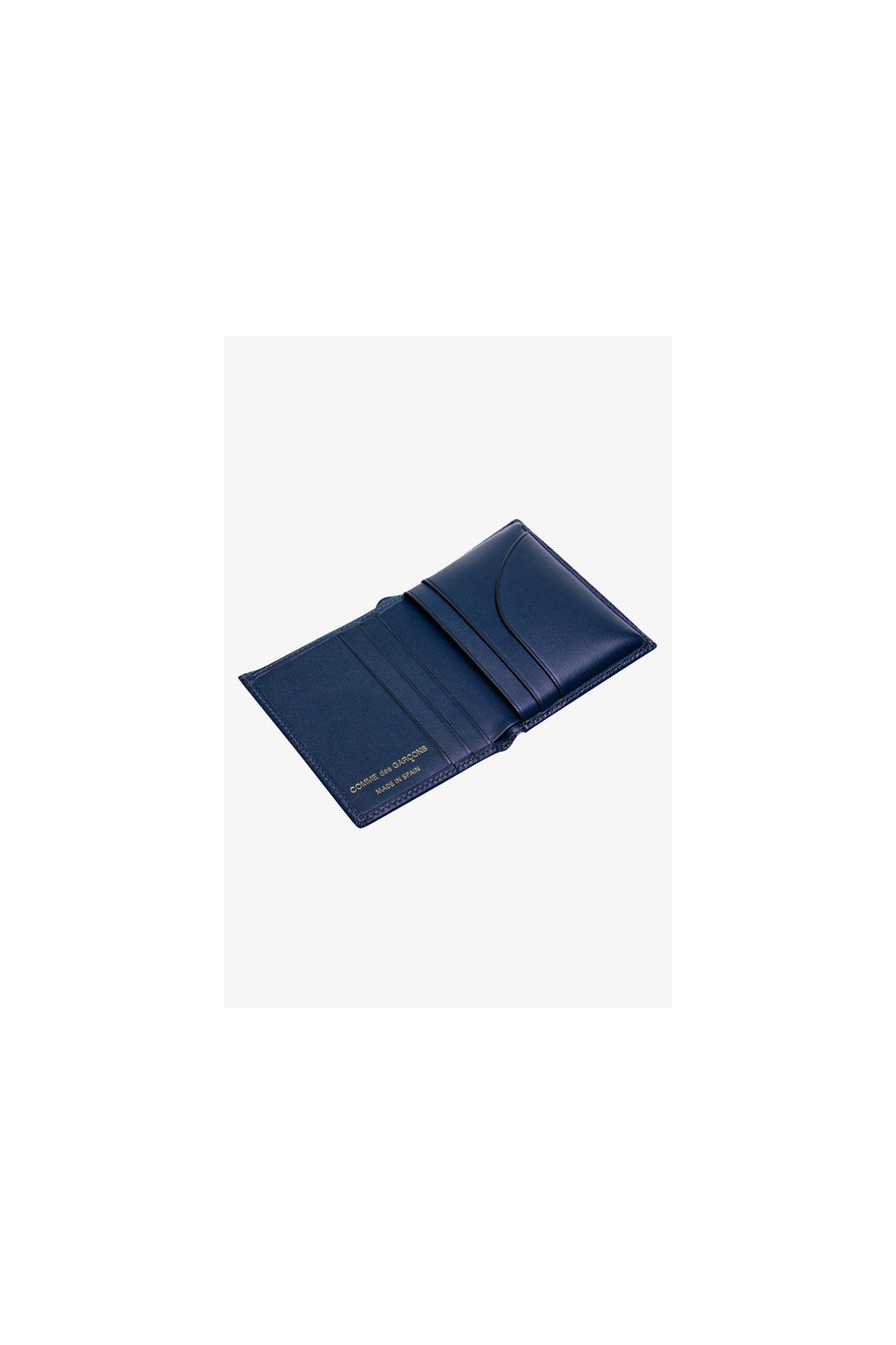 CDG WALLETS / Cdg classic leather sa0641 Navy