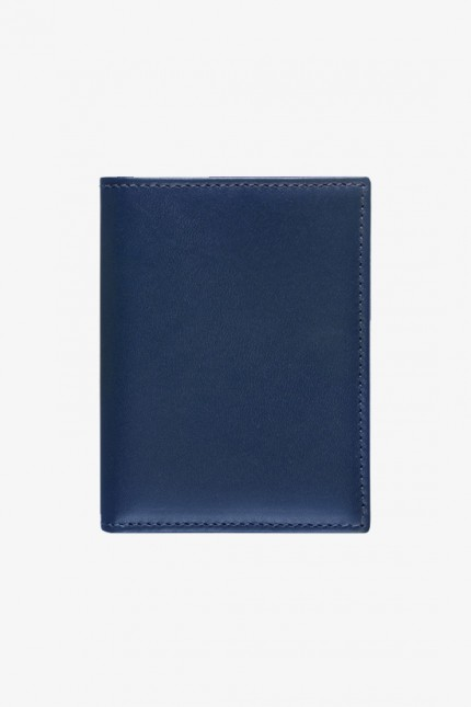 Cdg classic leather sa0641 Navy