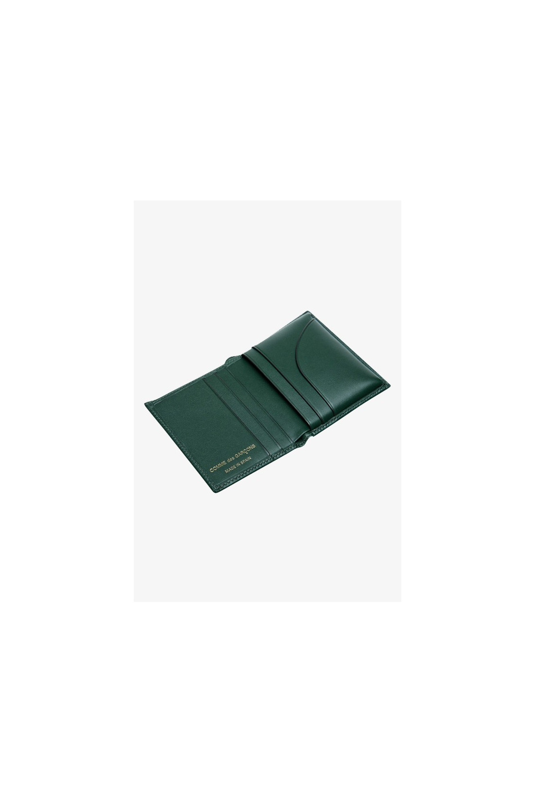 CDG WALLETS / Cdg classic leather sa0641 Bottle green