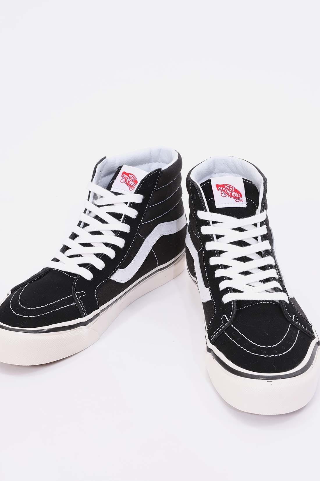 VANS / Sk8-hi 38 dx Black/white