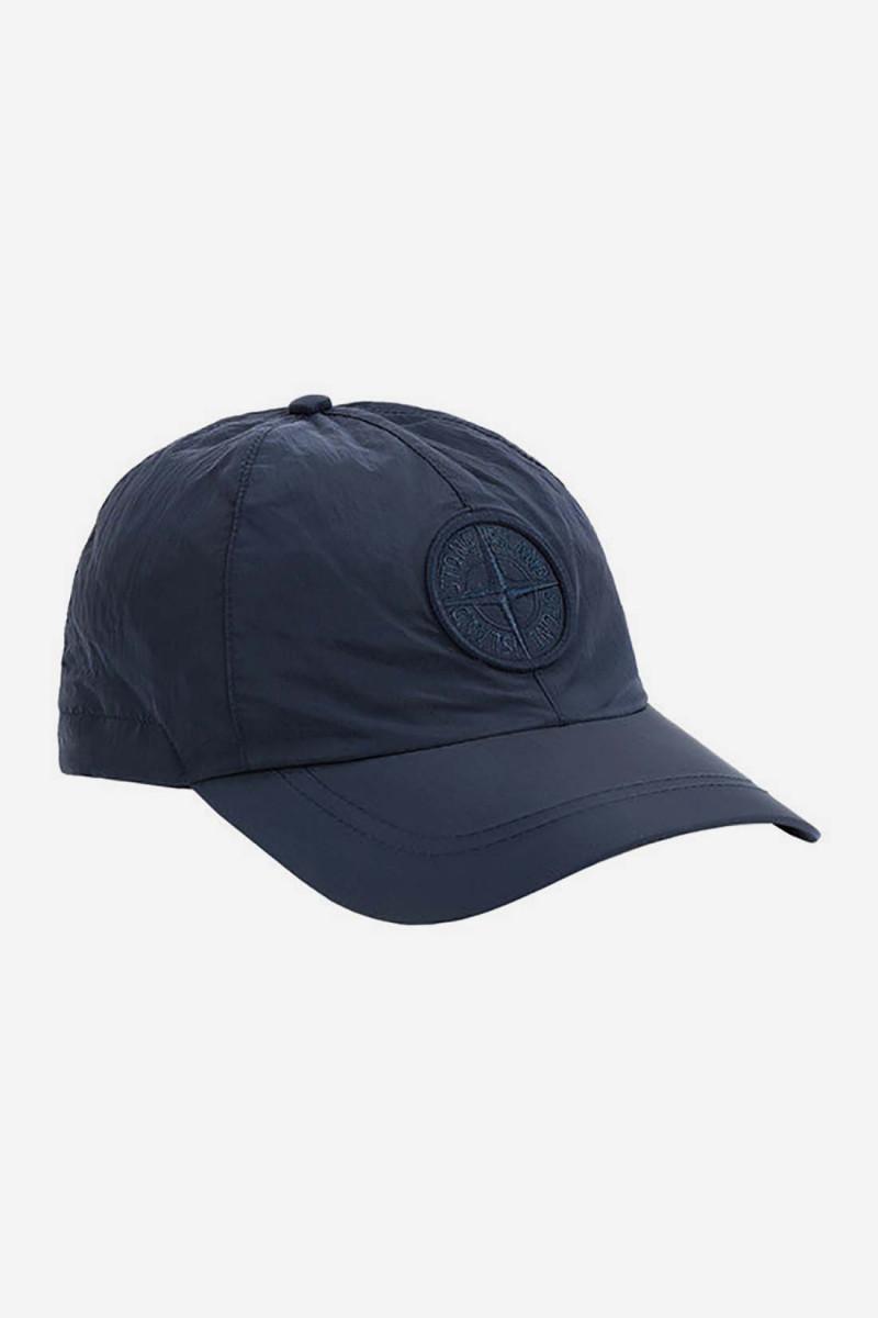 99576 logo cap v0028 Bleu marine