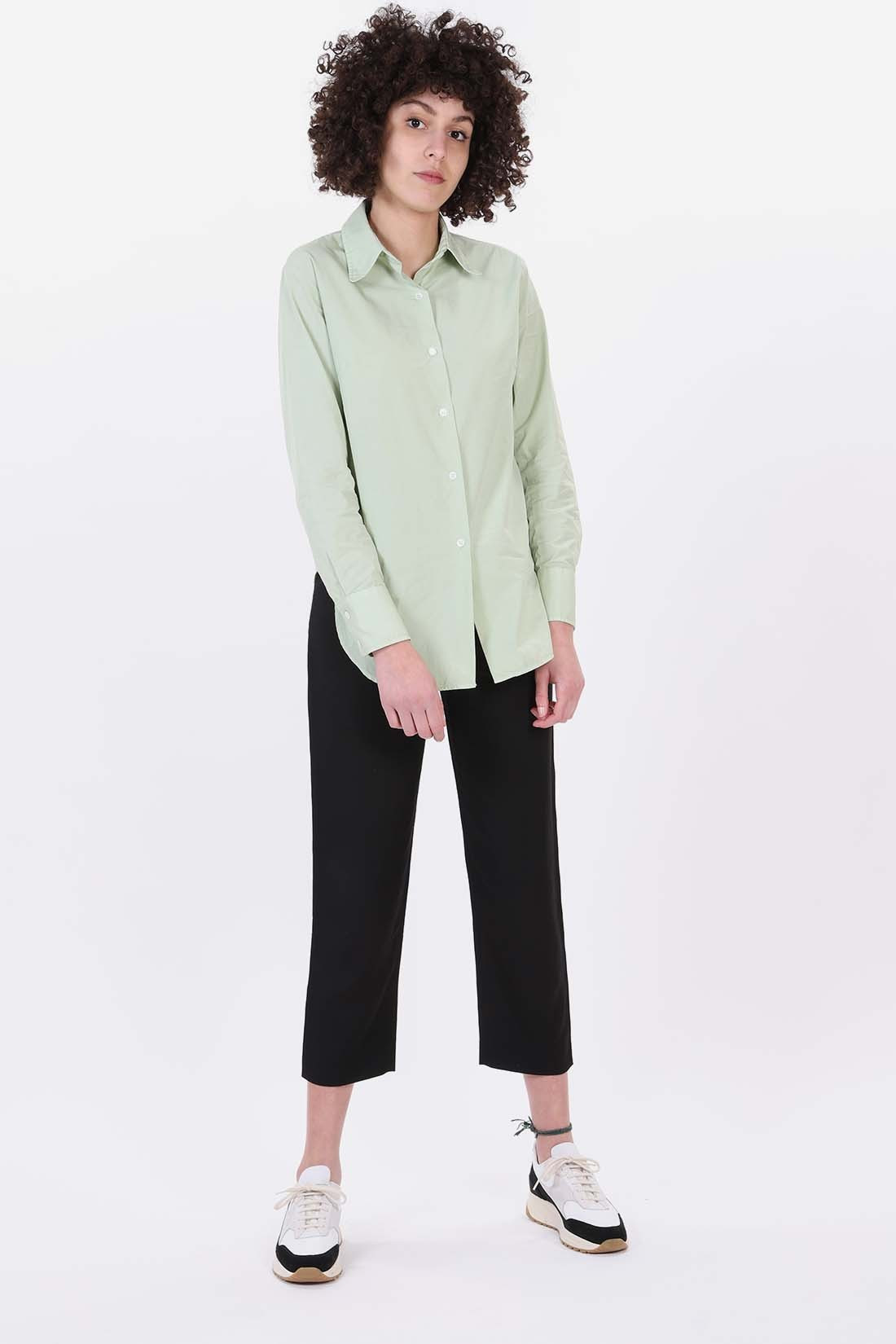 BARENA FOR WOMAN / Shirt cordelia Acqua