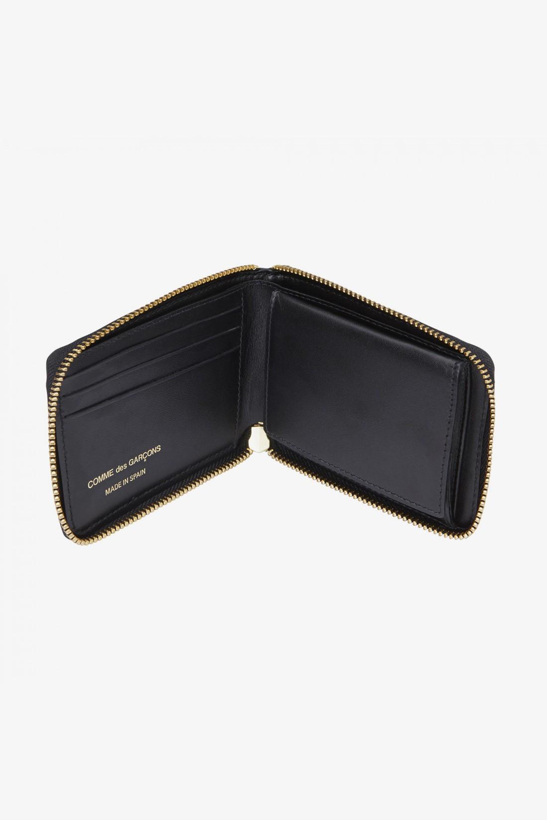 CDG WALLETS / Cdg wallet tartan sa7100tp Green