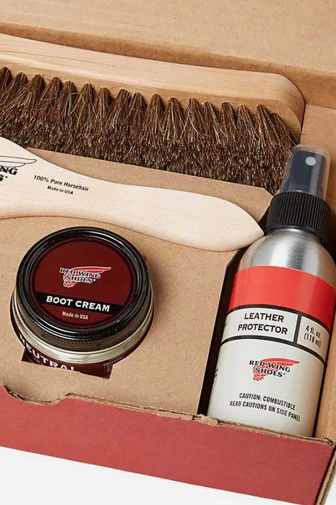 RED WING / Smooth finish leather pack Style n.97097