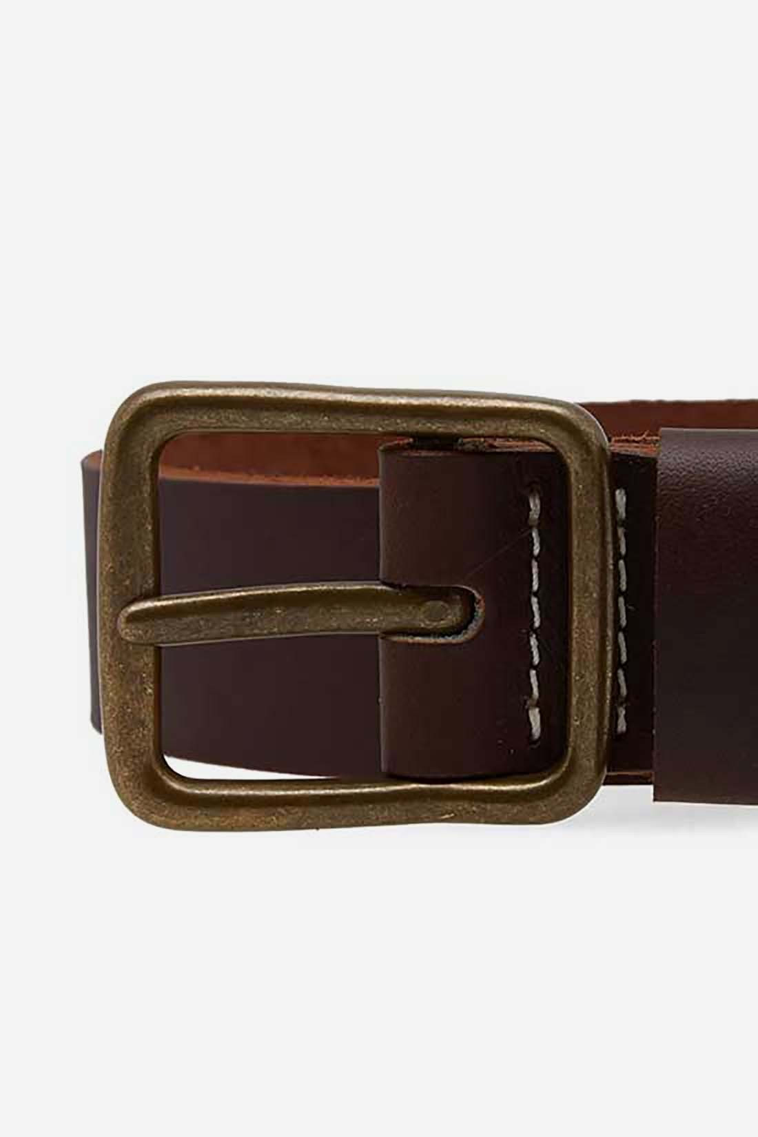RED WING / Pioneer leather belt Style n.96502 amber