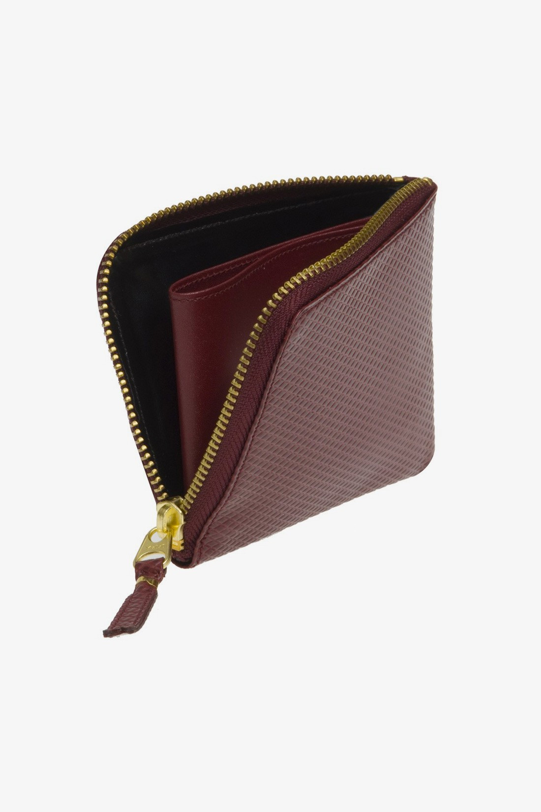 CDG WALLETS / Cdg luxury group 3100lg Burgundy