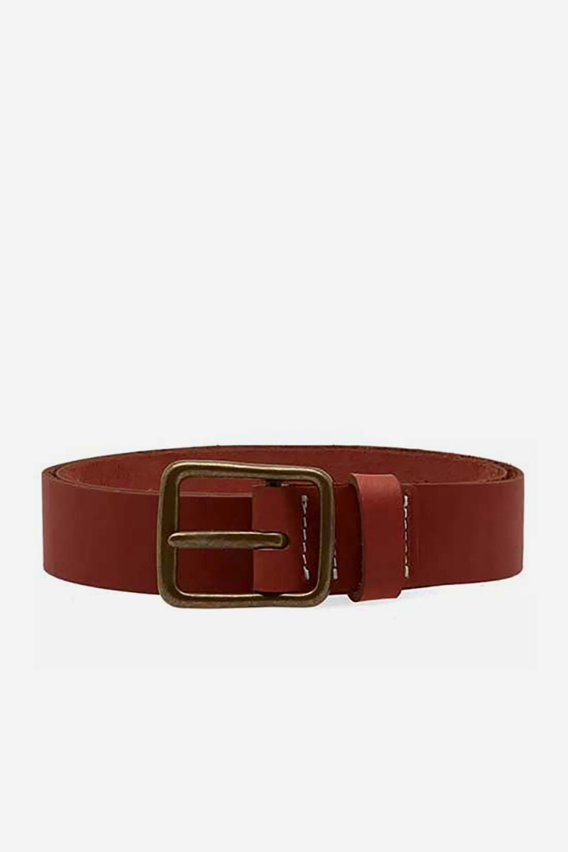 Pioneer leather belt Style n.96500 russet