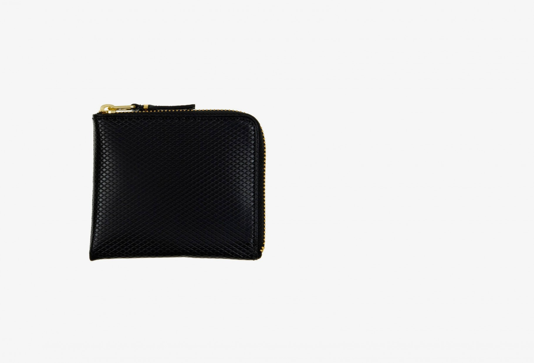CDG WALLETS / Cdg luxury group 3100lg Black
