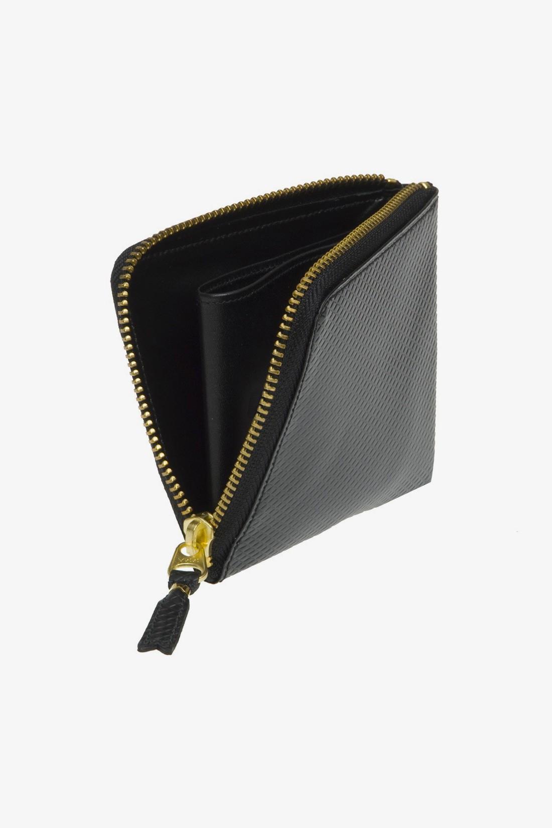 CDG WALLETS / Cdg luxury group 3100lg Black