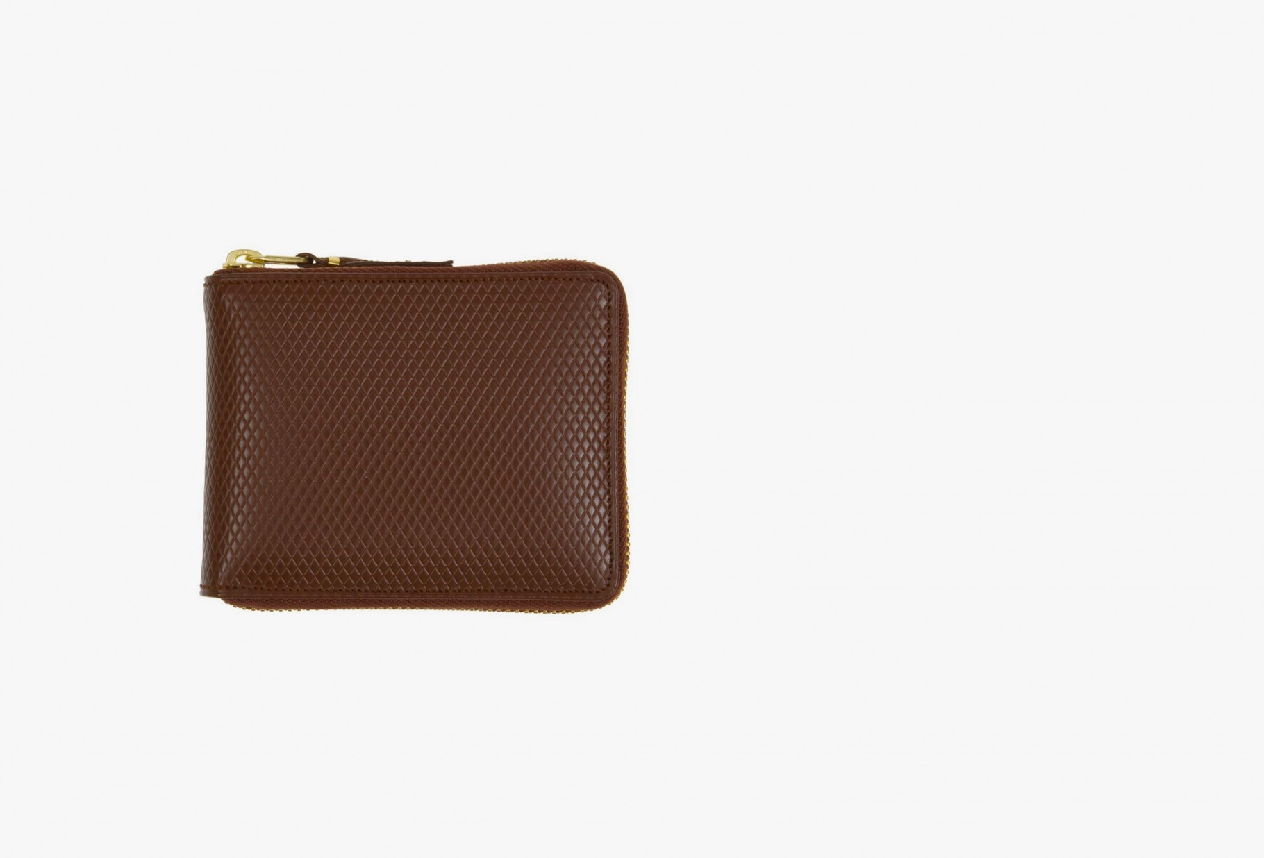 CDG WALLETS / Cdg luxury group sa7100lg Brown