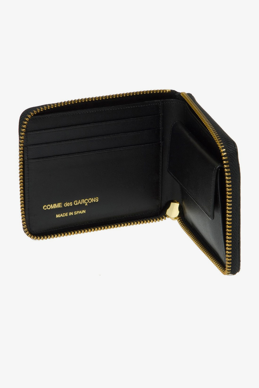 CDG WALLETS / Cdg luxury group sa7100lg Black