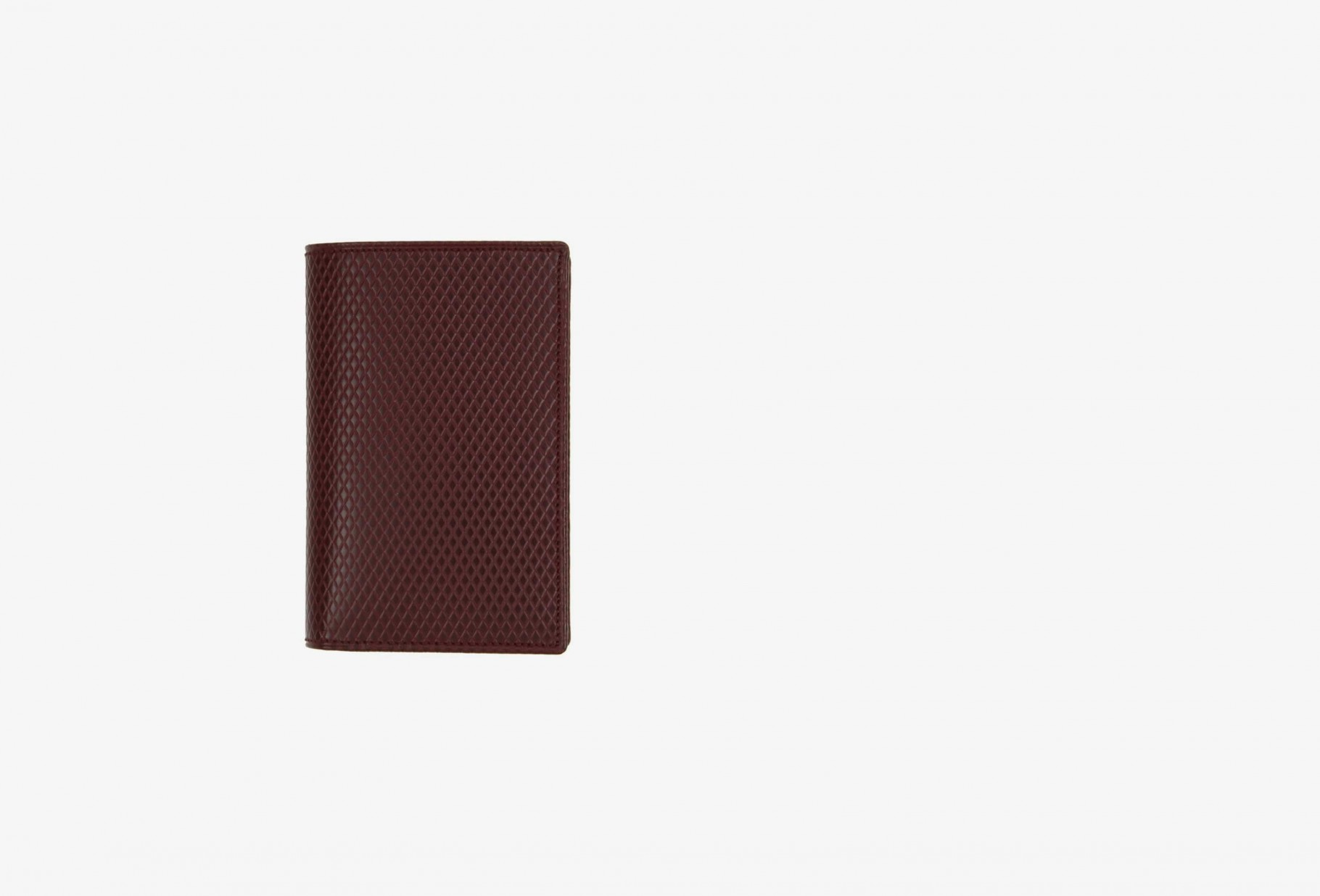 CDG WALLETS / Cdg luxury group 6400lg Burgundy